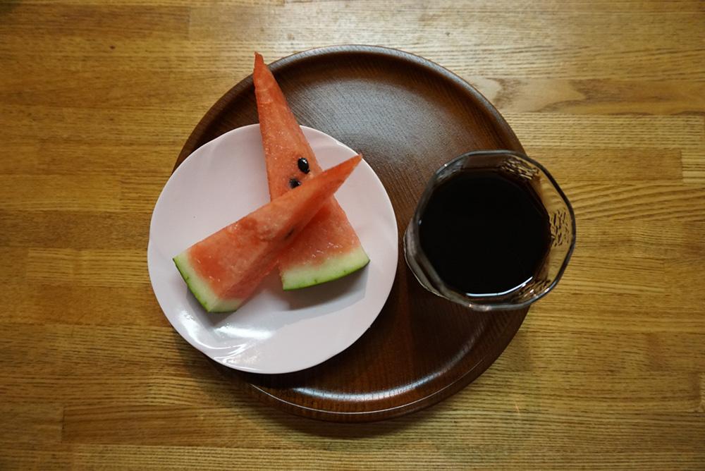 黒蜜寒天 レシピ 完成品 栃木のしょく