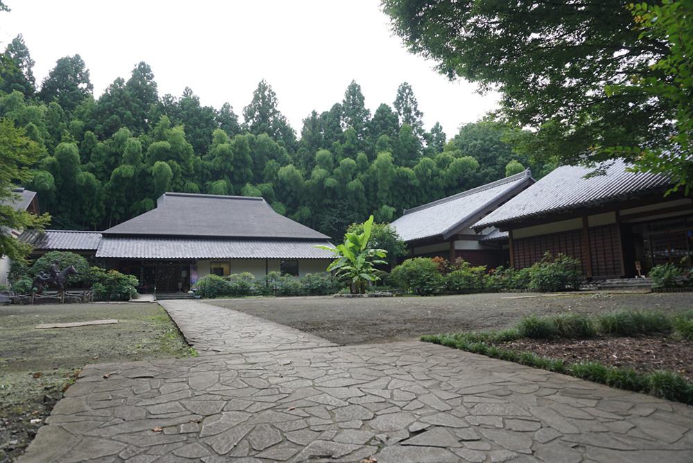 黒羽芭蕉の館 栃木県大田原市 観光