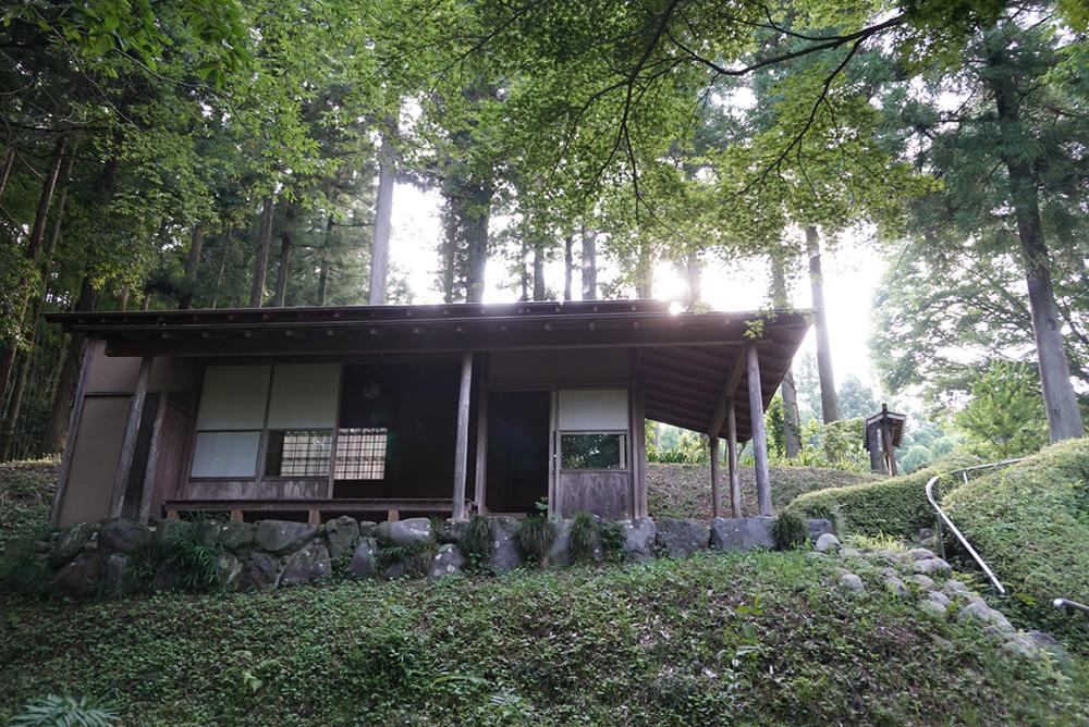 黒羽芭蕉の館 日本庭園 栃木県大田原市 観光