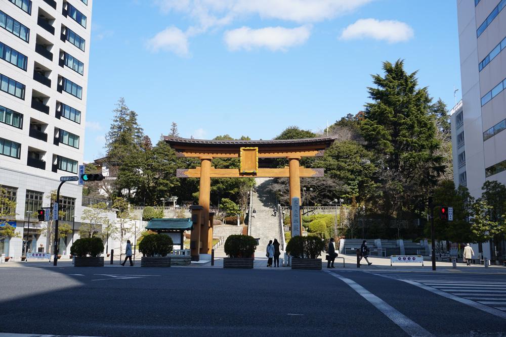 二荒山神社 宇都宮市 観光 栃木県 とちぎのしゅし おすすめ