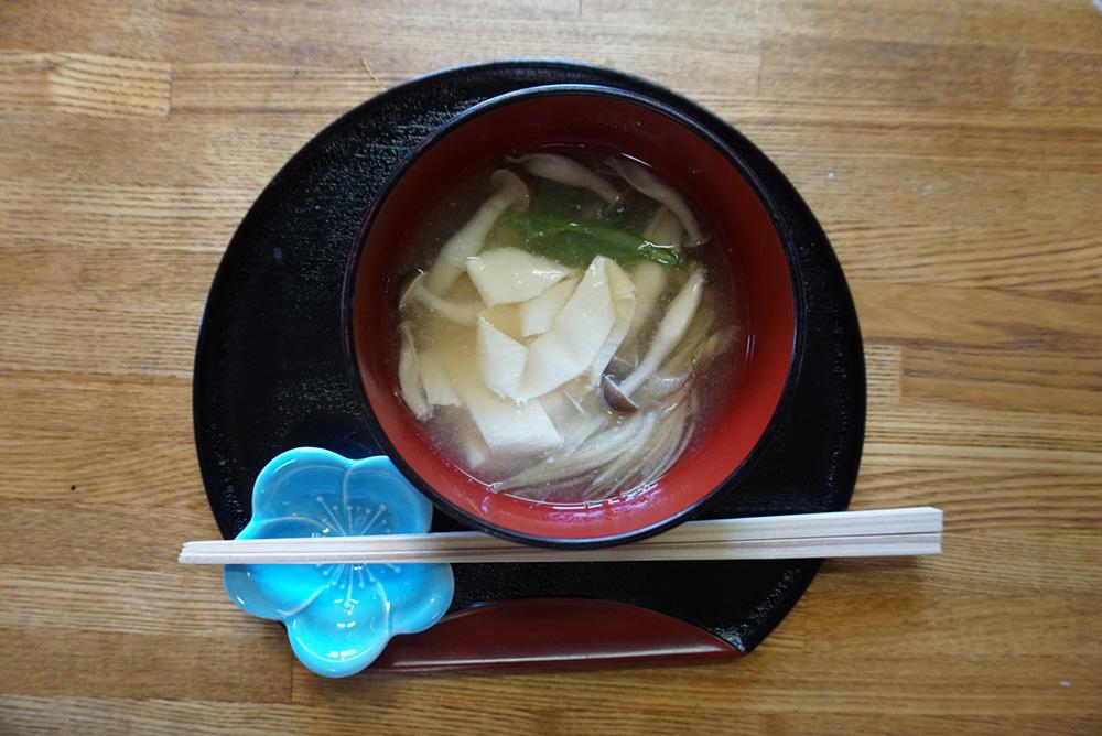 ゆばのすまし汁 完成品 レシピ 栃木県 とちぎのしゅし