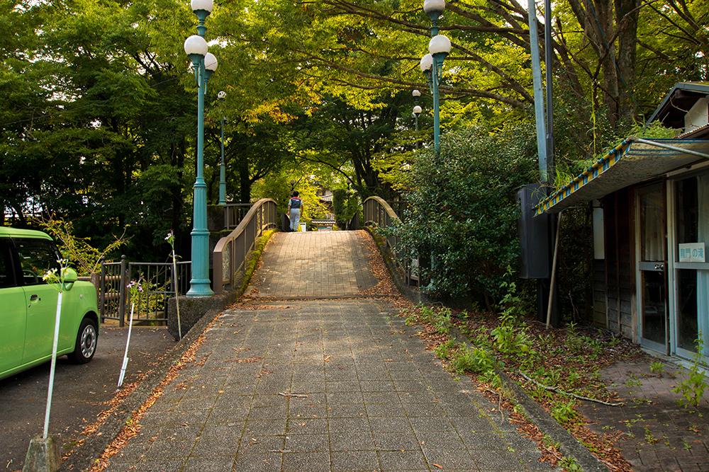 橋 龍門の滝 那須烏山市 栃木県 観光