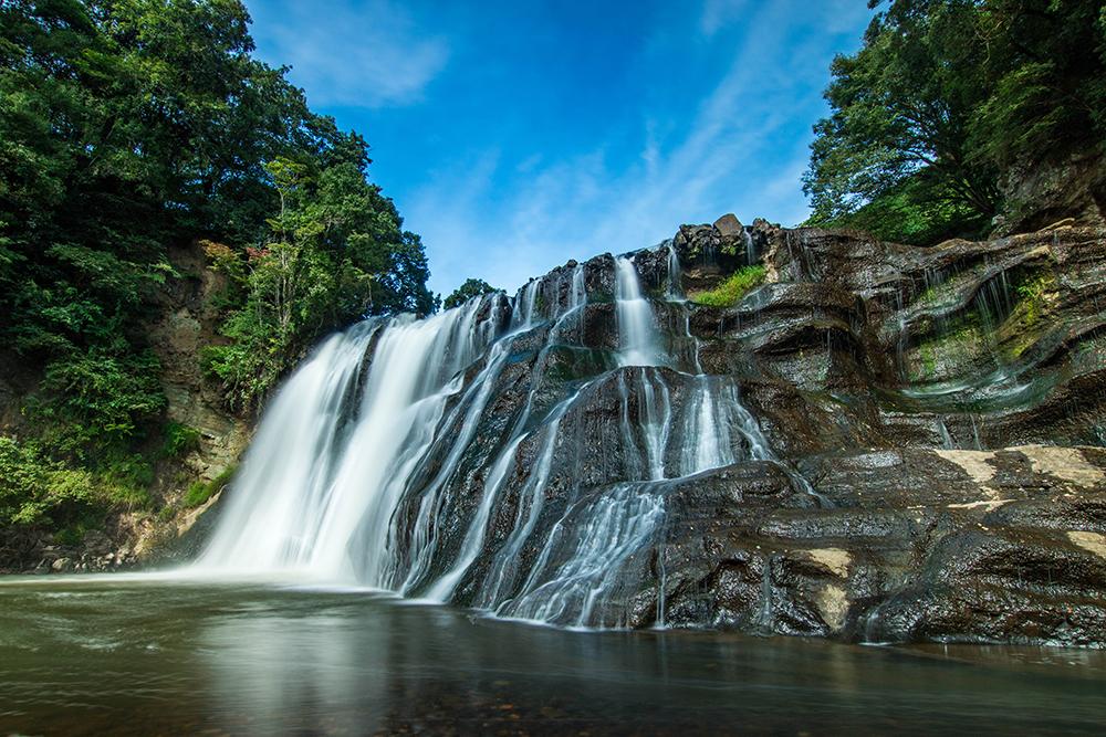 滝3 龍門の滝 那須烏山市 栃木県 観光