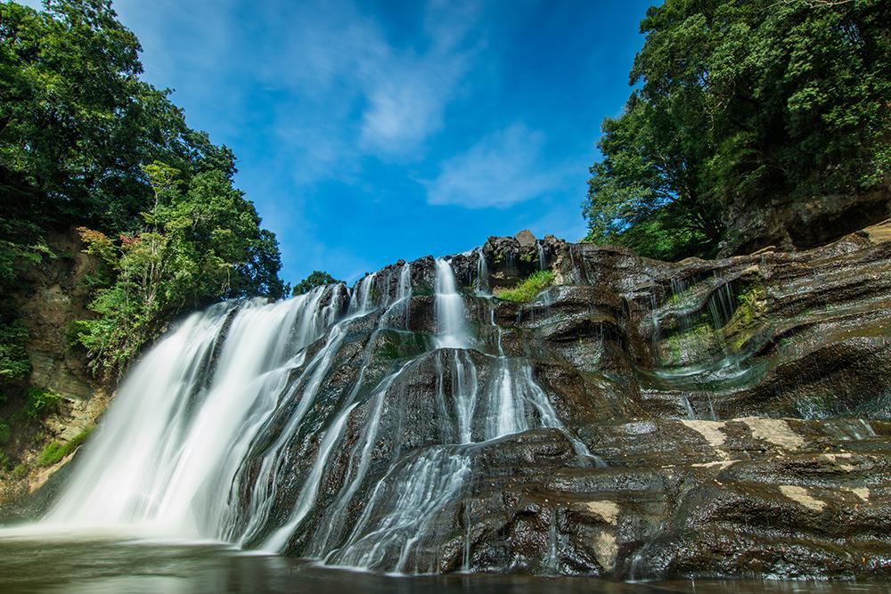 滝2 龍門の滝 那須烏山市 栃木県 観光
