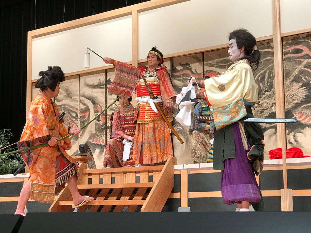 牧歌舞伎 メイン 佐野市 栃木県