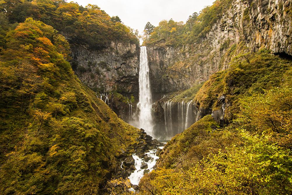 華厳の滝 2 日光市 栃木県