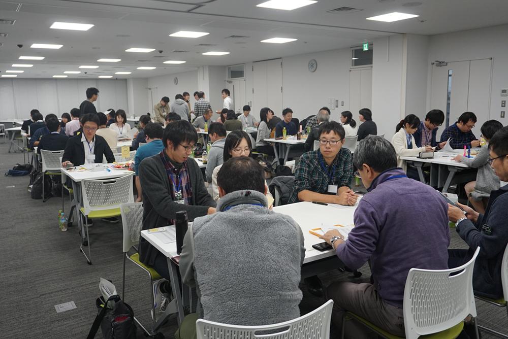 ワークショップ 議論 とちのきオフサイドミーティング in下野 栃木県 行政職員 しゅし