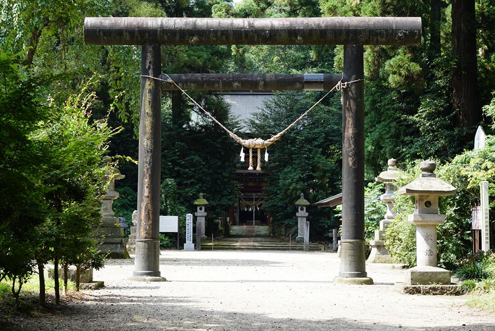 那須神社 社 大田原市 観光 栃木県