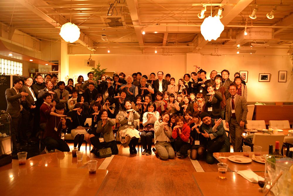 集合写真 明るい TWCP Tochigi Web Creators Party 栃木県宇都宮市