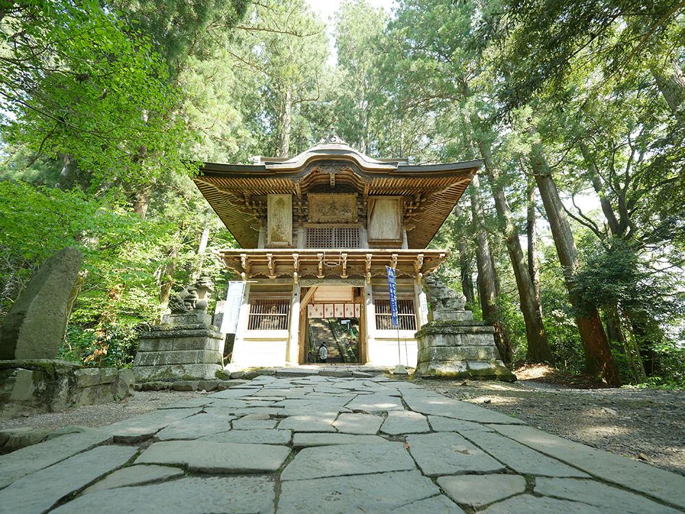 鷲子山上神社 社 栃木県 とちぎのしゅし 茨城県