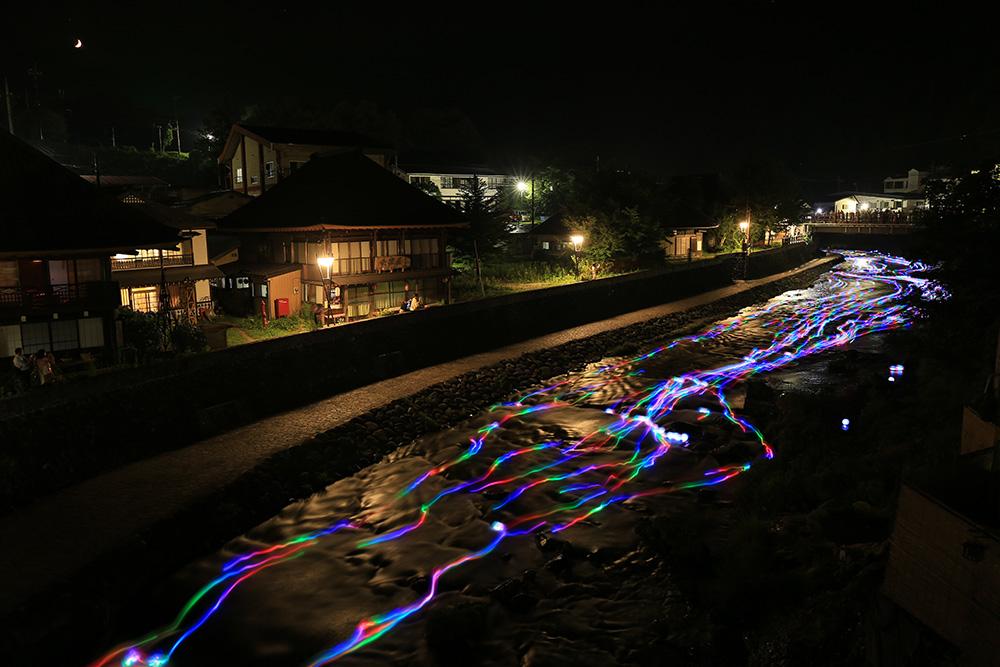 かわあかり 湯西川温泉かまくら祭り(日光市) 栃木県 とちぎのしゅし