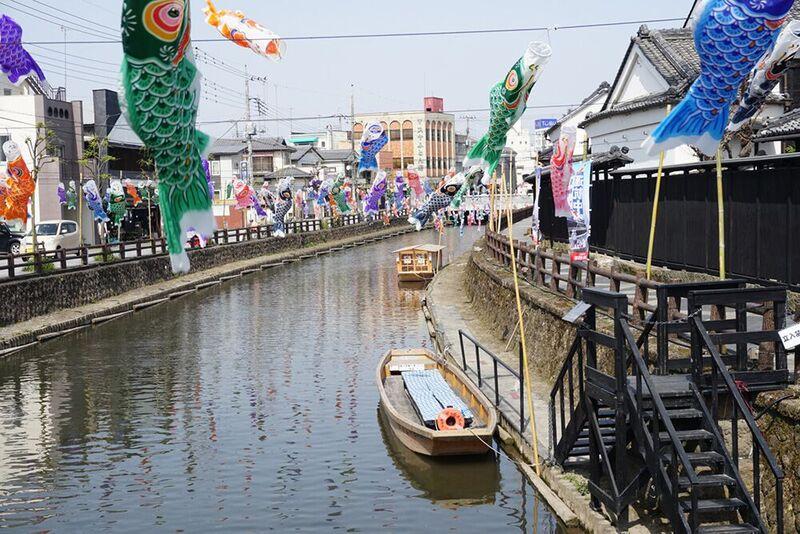 蔵 蔵の街遊覧船 うずま川 栃木市 観光 とちぎのしゅし