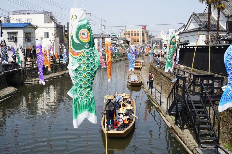 船 蔵の街遊覧船 うずま川 栃木市 観光 とちぎのしゅし