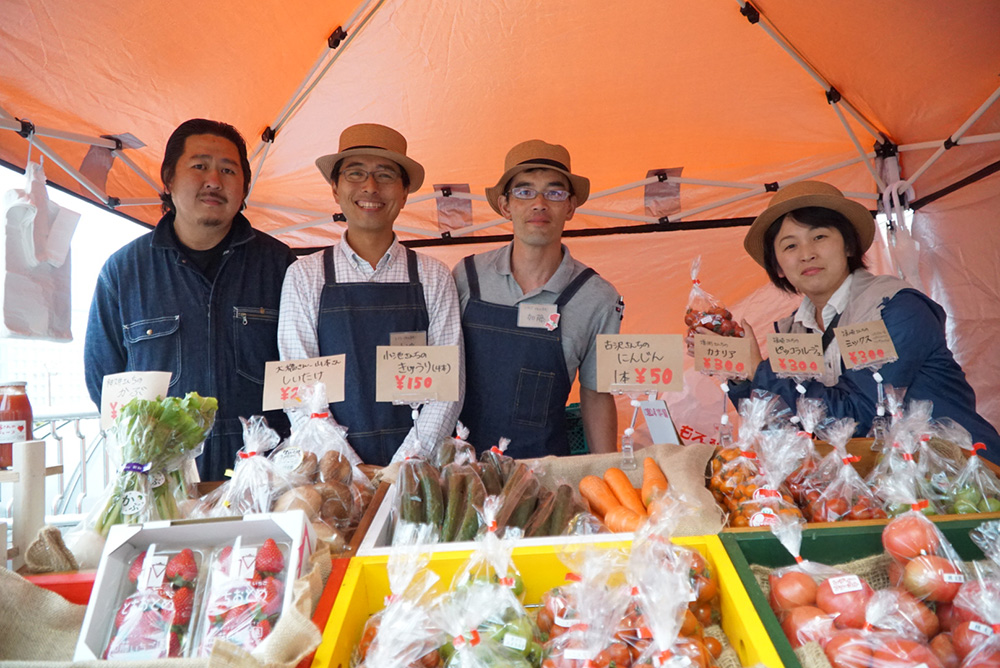 お店 高根沢 ロックサイドマーケット トチギマルシェ 宇宇都宮 とちぎのしゅし 栃木県