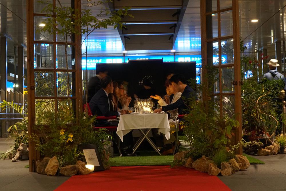 chihiro 東西自由通路会場 トチギマルシェ 宇宇都宮 とちぎのしゅし 栃木県