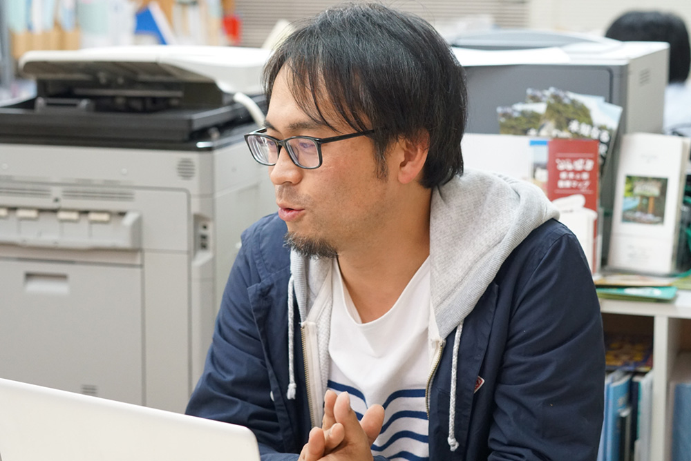 若者の雇用 古河大輔 トチギジーン 人 インタビュー 栃木県 とちぎのしゅし