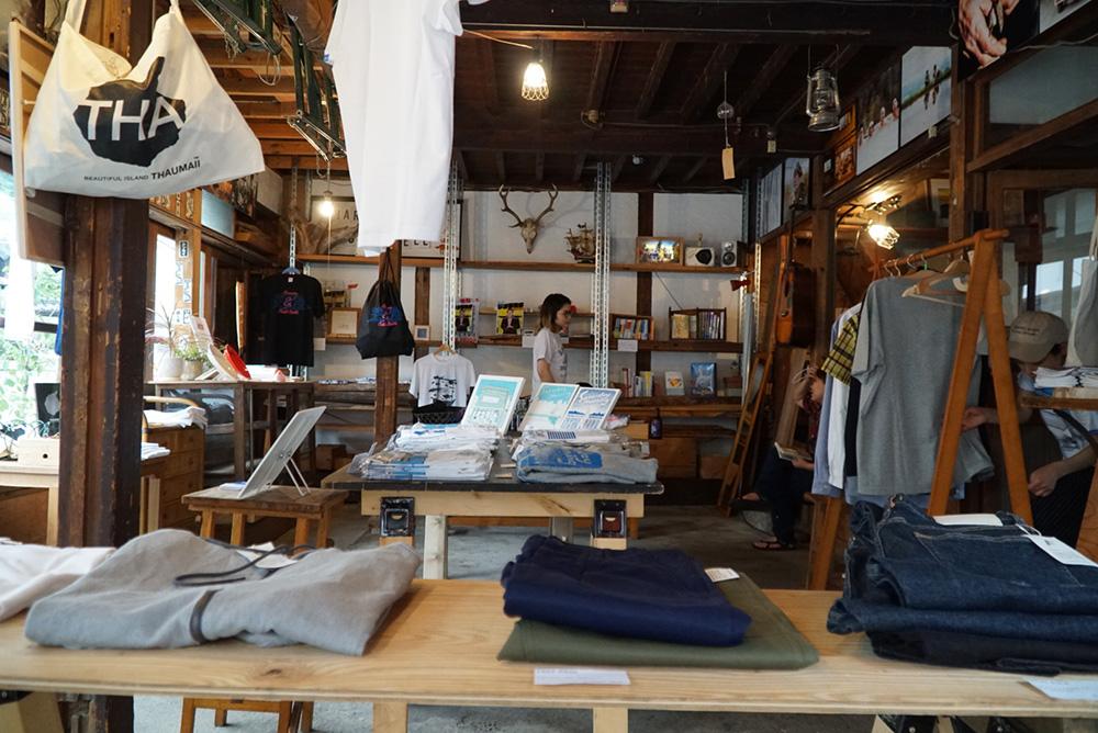 店内 展示品 「やってこ!シンカイ」長野県長野市 とちぎのしゅし
