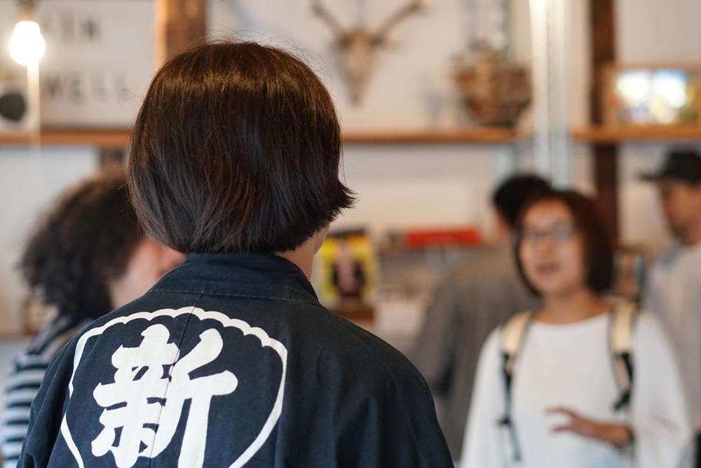 トーク 「やってこ!シンカイ」長野県長野市 とちぎのしゅし