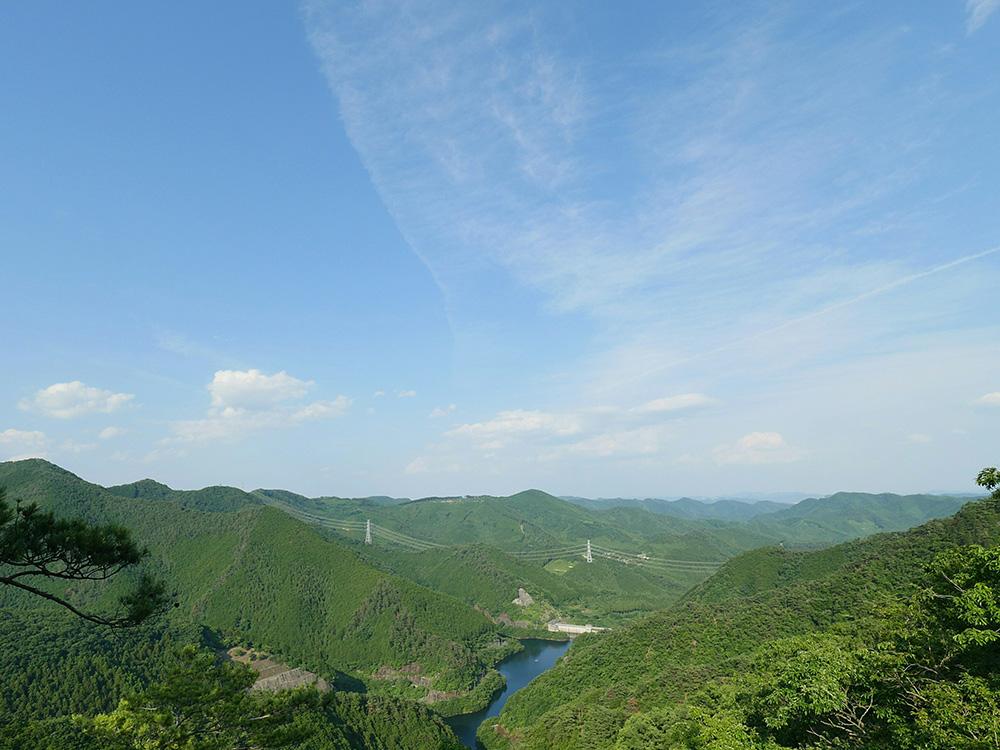 松田湖と松田川ダム 仙人ヶ岳(足利市)動画|栃木のゆる~い登山部 とちぎのしゅし