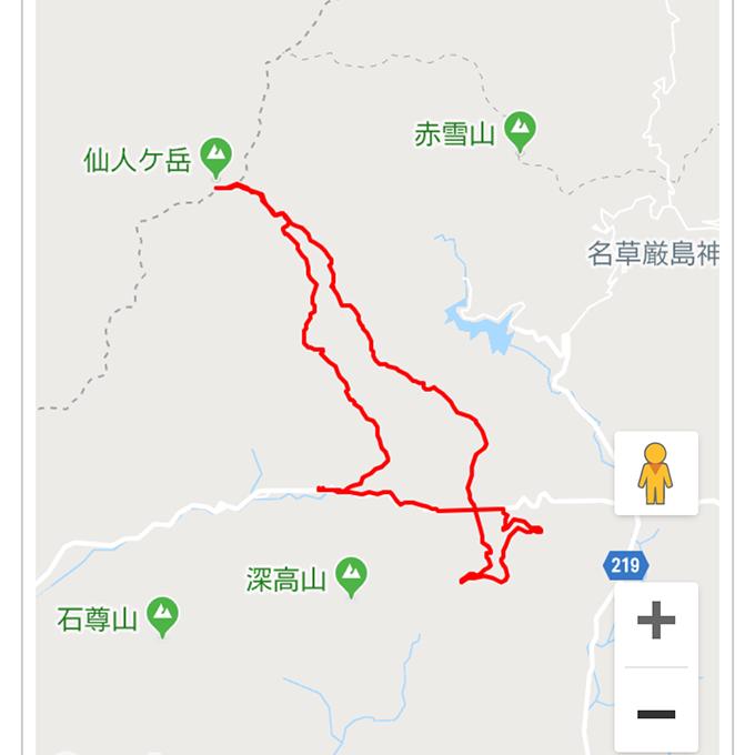 登山ルート 仙人ヶ岳(足利市)動画|栃木のゆる~い登山部 とちぎのしゅし