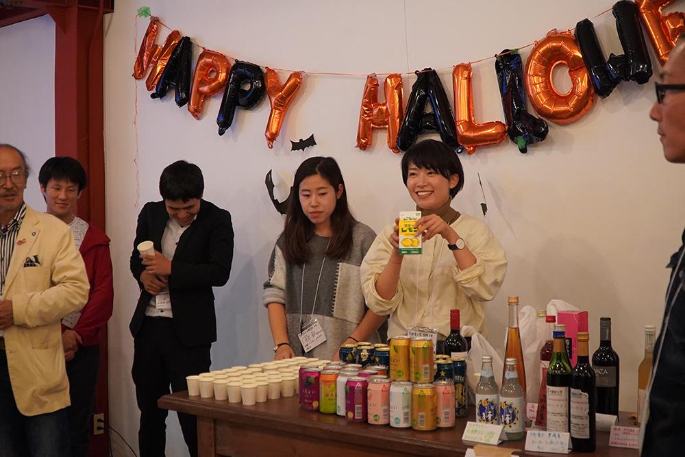 乾杯のレモン牛乳 よんなな栃木会 栃木市 とちぎのしゅし