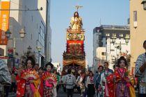 人形山車巡業・栃木市・とちぎ秋まつり・とちぎのしゅし
