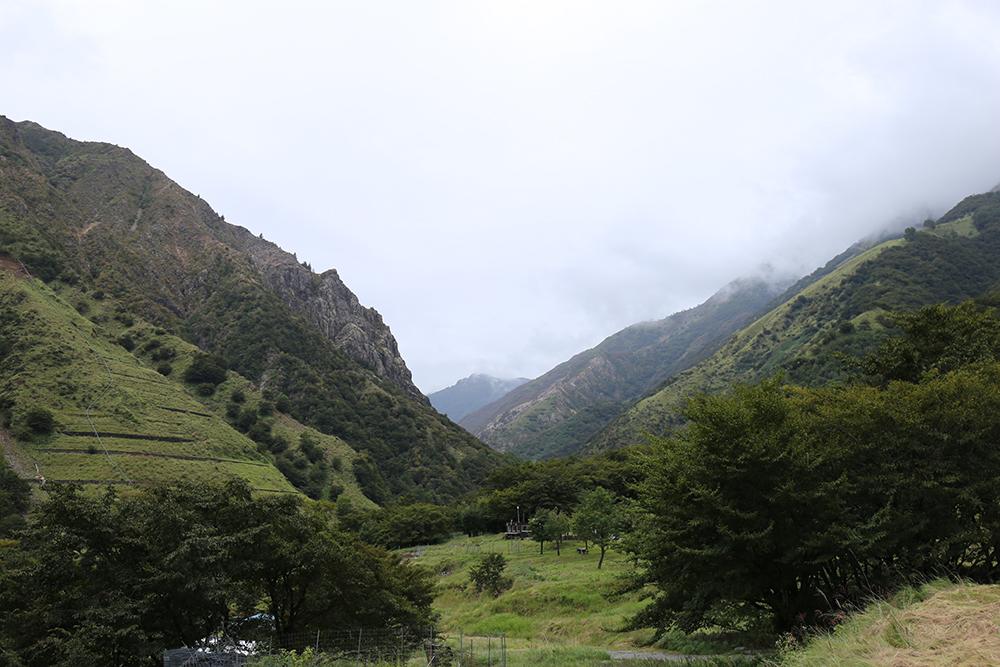 山景①・日光市・足尾銅山観光・とちぎのしゅし