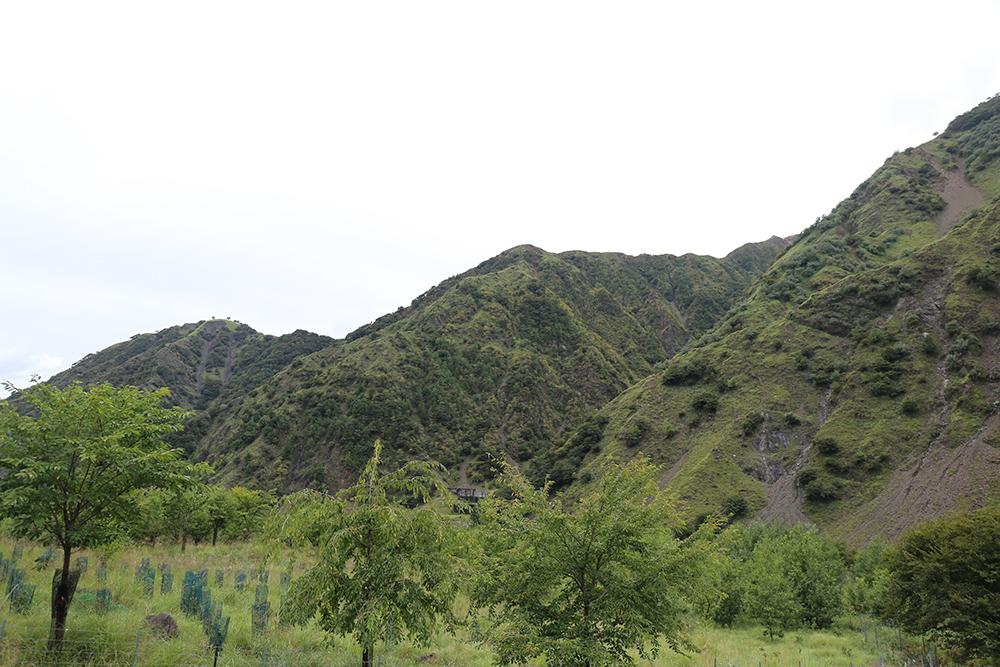 山景②・日光市・足尾銅山観光・とちぎのしゅし