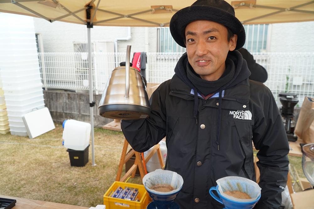 Iris BREAD & COFFEE・コーヒー・高根沢町・TAKANEZAWA ROCKSIDE MARKET・とちぎのしゅし