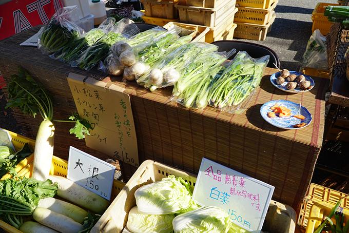 野菜①・宇都宮市・オーガニックファーマーズ・とちぎの台所・とちぎのしゅし
