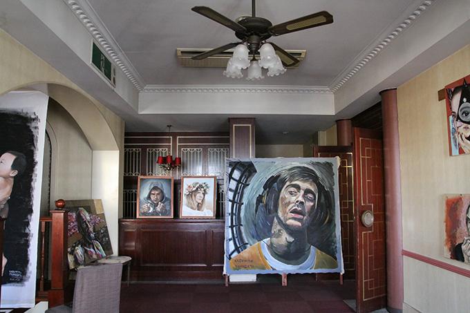 宇都宮市・二階・ReSET・アート・とちぎのしゅし