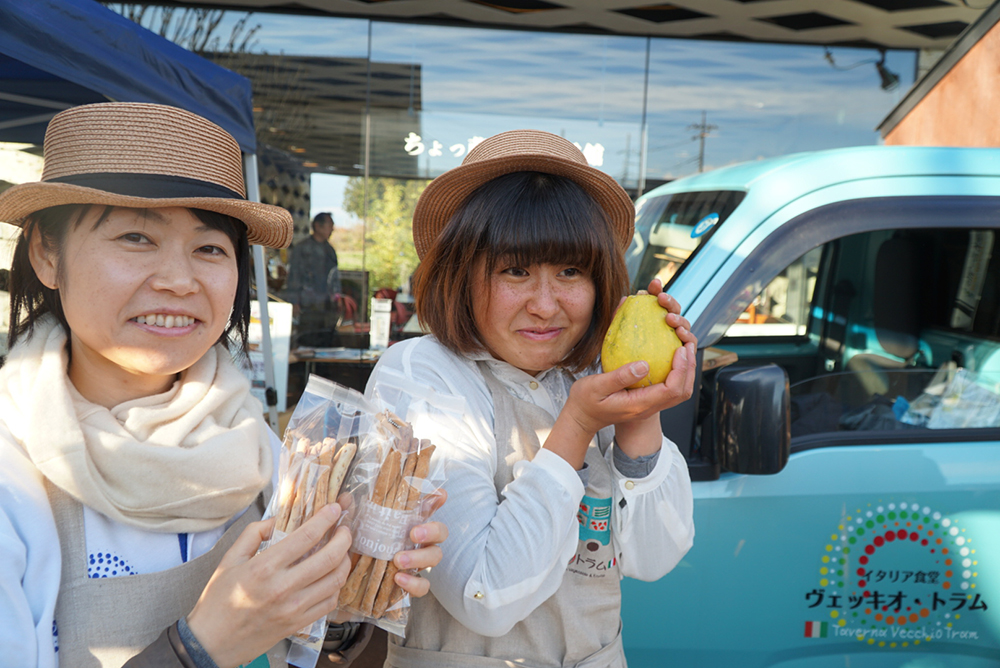ヴェッキオ・トラム・野菜宅配・高根沢町・TAKANEZAWA ROCKSIDE MARKET・とちぎのしゅし