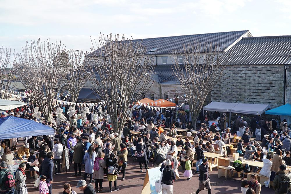 会場・風景・高根沢町・TAKANEZAWA ROCKSIDE MARKET・とちぎのしゅし