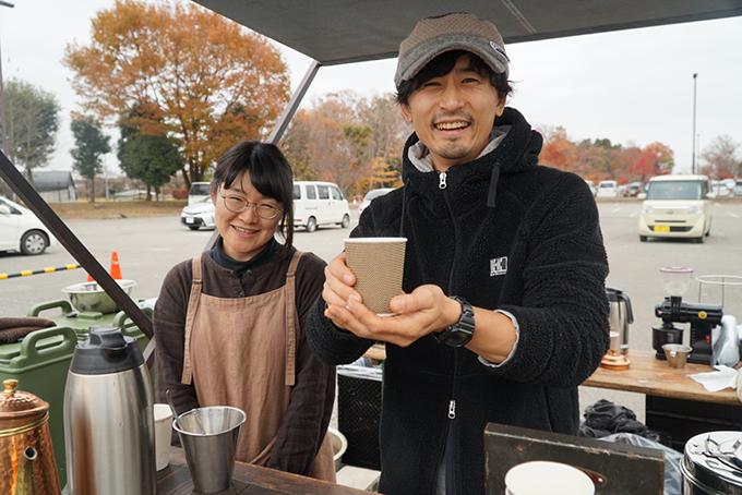 秋元珈琲焙煎所・宇都宮市・オーガニックファーマーズ・とちぎの台所・とちぎのしゅし