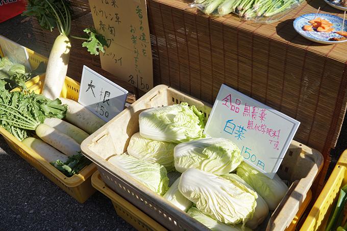 野菜③・宇都宮市・オーガニックファーマーズ・とちぎの台所・とちぎのしゅし