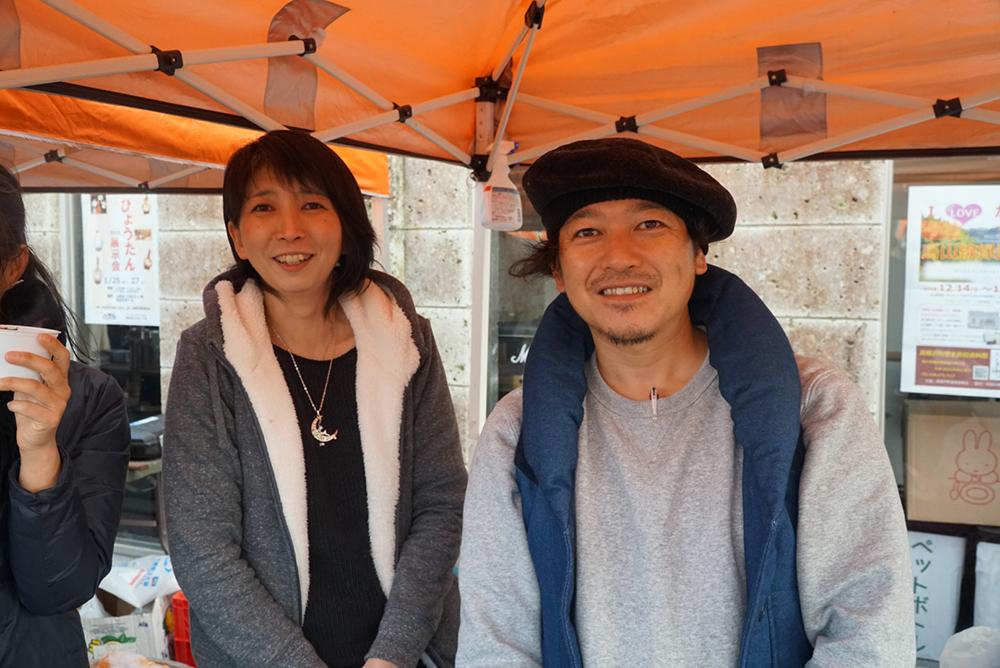 アンリロ・ご主人・高根沢町・TAKANEZAWA ROCKSIDE MARKET・とちぎのしゅし